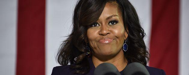 Michelle Obama im November 2016