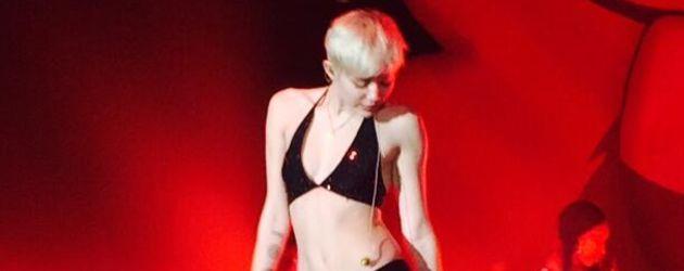 Miley Cyrus nackt: Nacktfotos aufgetaucht! Hacker stellen