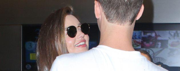 Miranda Kerr und Evan Spiegel
