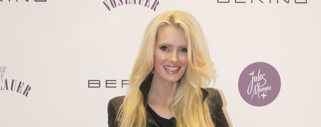 Mirja du Mont, Schauspielerin und Model