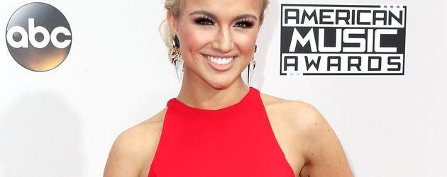 Miss America 2017 Janine Shields bei den AMAs 2016