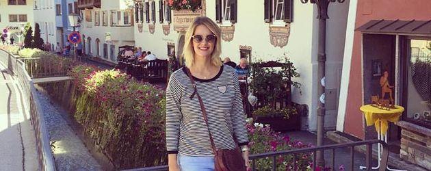 Monica Meier-Ivancan in Kitzbühel