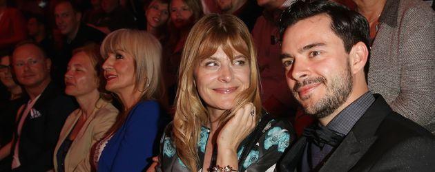 "Nastassja Kinski und Ilia Russo bei ""Let's Dance"""