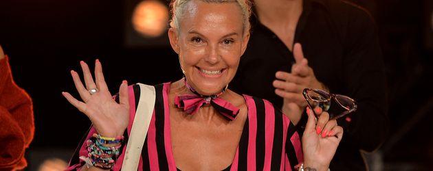 """Natascha Ochsenknecht im Finale von """"Promi Big Brother"""""""