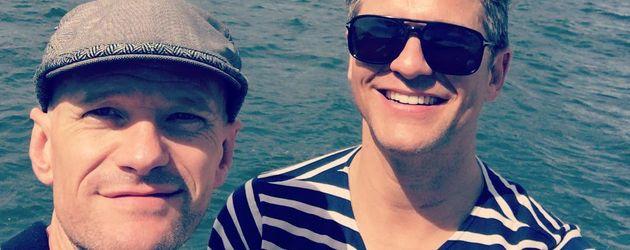 Neil Patrick Harris und David Burtka