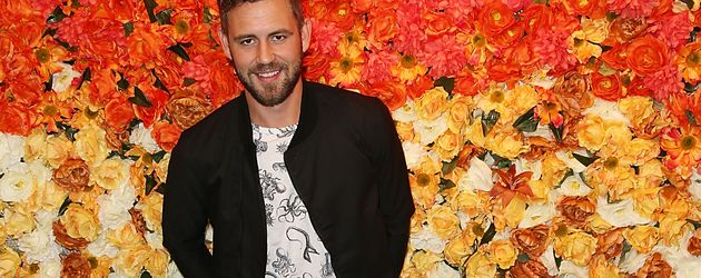 Nick Viall im boohoo.com-Pop-up-Store in LA