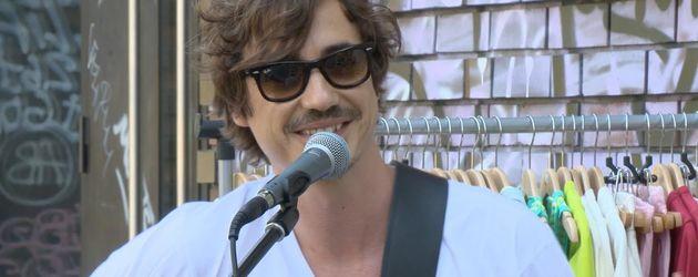 Nils Brunkhorst, Musiker und Schauspieler