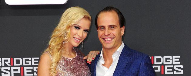 Oksana Kolenitchenko und Daniel Kolenitchenko
