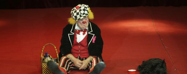 Oleg Popow, russischer Clown