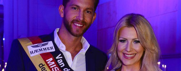 Oliver Sanne und Freundin Vivien Konca in Düsseldorf