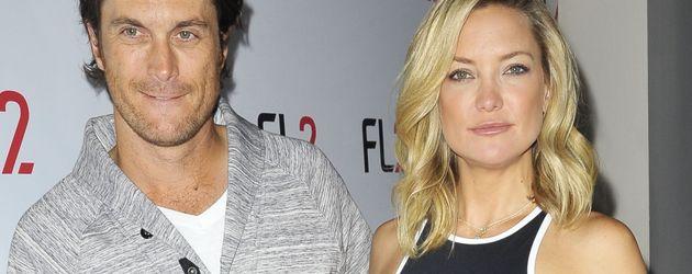 Kate Hudson und Oliver Hudson