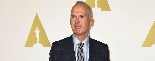 Michael Keaton beim Nominierten-Luncheon
