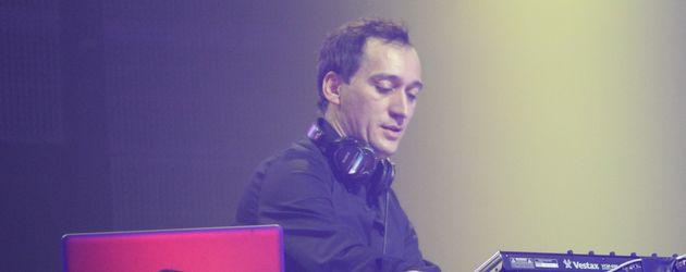 Paul van Dyk bei einem Konzert