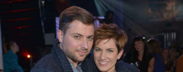 Felix von Jascheroff und Isabell Horn