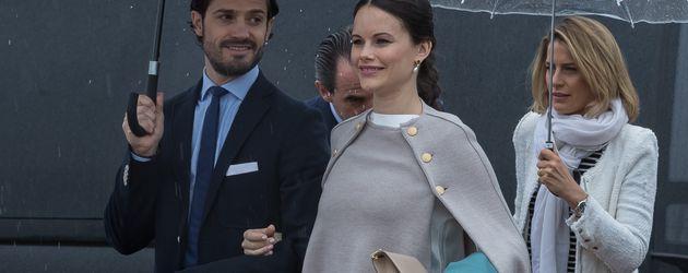 Prinz Carl Philipp und Prinzessin Sofia im Mai 2017