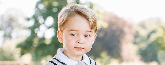 Prinz George, Sohn von Prinz William und Herzogin Kate
