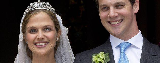 Prinzessin Alix de Ligne und Graf Guillaume de Dampierre haben Ja gesagt