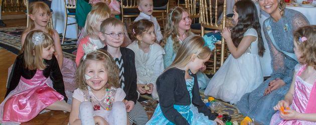 Prinzessin Leonore von Schweden und Madeleine von Schweden