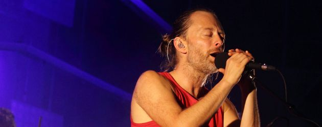 Radiohead und Thom Yorke