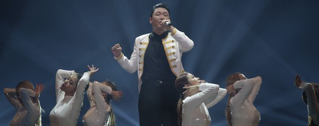 Rapper Psy