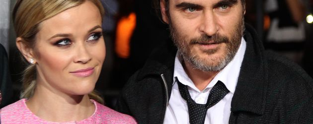 Reese Witherspoon und Joaquin Phoenix