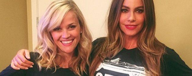 Sofia Vergara und Reese Witherspoon