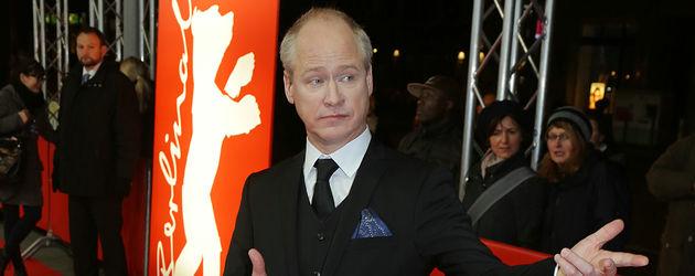 Robert Gustafsson, Schauspieler