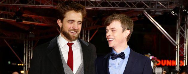 Robert Pattinson und Dane DeHaan