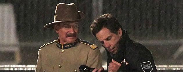 Robin Williams und Ben Stiller