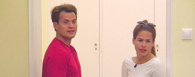 Rocco Stark und Angelina Heger im RTL-Sommerhaus