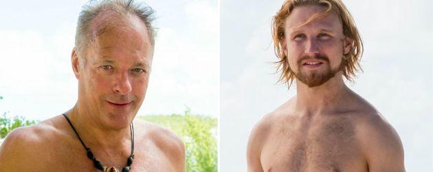 """Ronald Schill und Matthias bei """"Adam sucht Eva"""""""