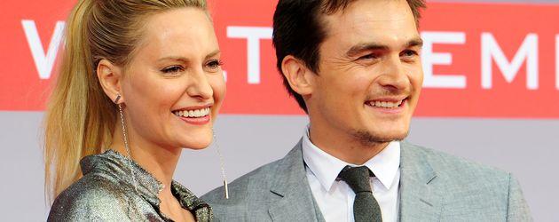 rupert friend und Aimee Mullins