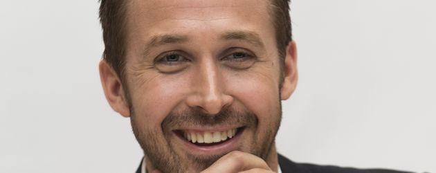Ryan Gosling in Toronto
