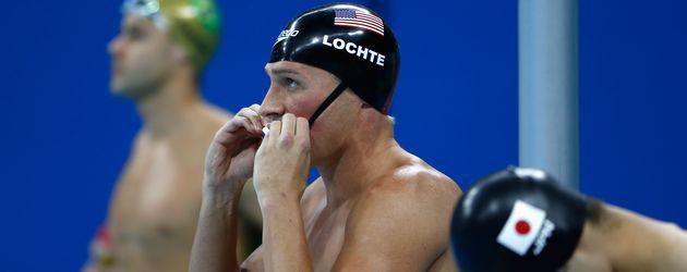 Ryan Lochte bei den Olympischen Spielen 2016