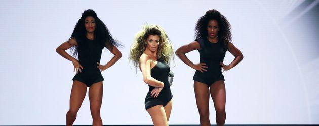 Sabia Boulahrouz als Beyoncé
