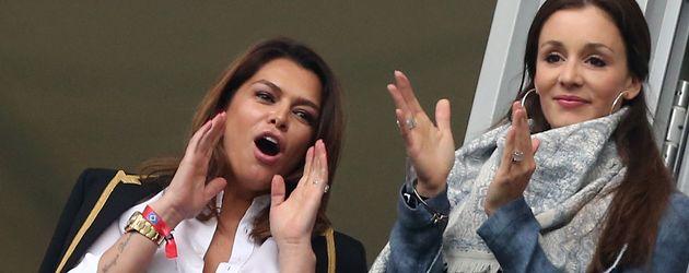 Sabia Boulahrouz und Damian van der Vaart