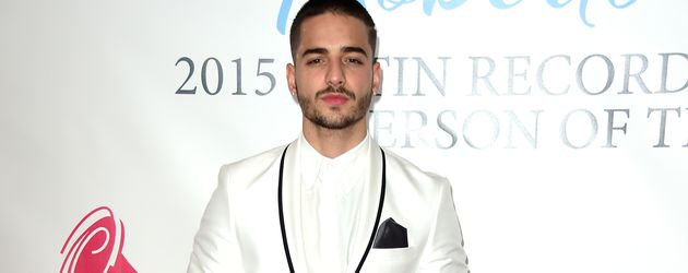 "Sänger Maluma bei ""2015 Latin GRAMMY Person of the Year honoring Roberto Carlos"""