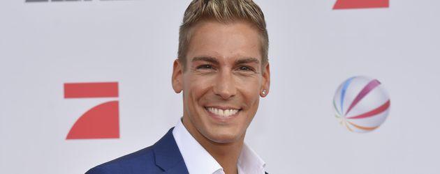 Sänger Norman Langen