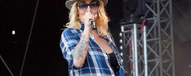 Sarah Connor beim Radio Brocken Sommer Open Air in Magdeburg