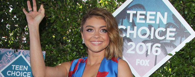 Sarah Hyland bei den Teen Choice Awards 2016