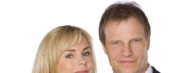 "Saskia Valencia und Thorsten Nindel als ""Rote Rosen""-Stars"
