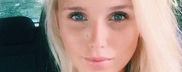 Scarlett Gartmann, Model und Freundin von Fußballer Marco Reuss