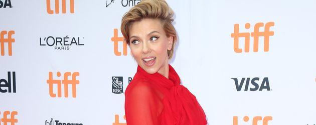 Scarlett Johansson beim TIFF