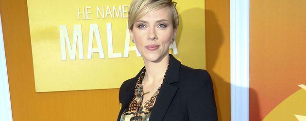 """Scarlet Johansson bei der Premiere von """"He Named Me Malala"""" in New York"""