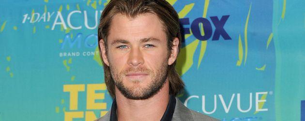 Thor-Darsteller Chris Hemsworth