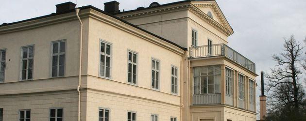 Schloss Haga, Wohnsitz von Prinzessin Victoria von Schweden