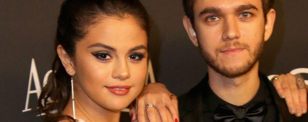 Selena Gomez und Zedd
