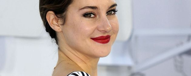 Shailene Woodley bei den MTV Movie Awards