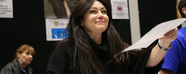 Shannen Doherty bei einer Autogrammstunde in Sydney