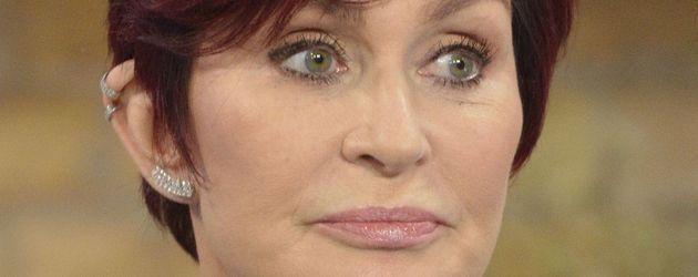Sharon Osbourne, TV-Moderatorin